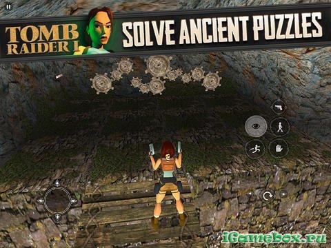Взломанный Tomb Raider I v1.0.20RC Бесплатно 320 Мб Для андроид