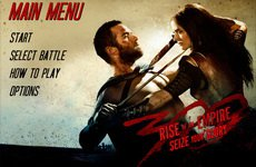 300: Rise of an Empire - Seize Your Glory Game