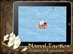 Naval Tactics: Captains of the Spanish Main