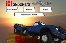 Hondune's Truck Trials
