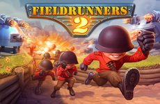 Fieldrunners 2 скачать для iPhone, iPad и iPod