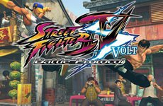 STREET FIGHTER 4 VOLT