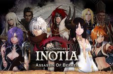 Inotia 4 PLUS: Assassin of Berkel