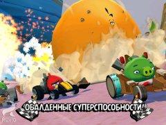 Angry Birds Go! скачать для iPhone, iPad и iPod