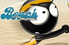 Stickman Volleyball