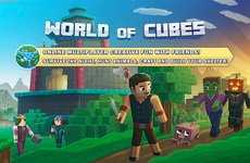 World of Cubes Survival Craft скачать для iPhone, iPad и iPod