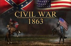 Civil War: 1863 скачать для iPhone, iPad и iPod