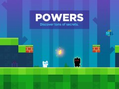 Super Phantom Cat - Be a jumping bro скачать для iPhone, iPad и iPod