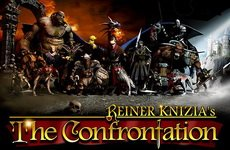 Reiner Knizia's The Confrontation