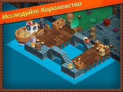Red's Kingdom скачать для iPhone, iPad и iPod
