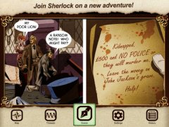 Sherlock Holmes: Art Of Detection (Ink Spotters)