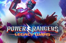 Power Rangers: Legacy Wars скачать для iPhone, iPad и iPod