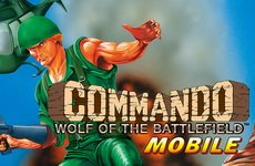 Wolf of the Battlefield : Commando