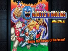 Ghosts'n Goblins MOBILE скачать для iPhone, iPad и iPod