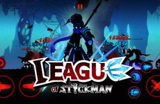 League of Stickman - Ninja