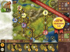 Steam: Rails to Riches скачать для iPhone, iPad и iPod