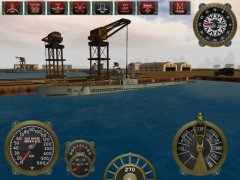 Silent Depth Submarine Simulation скачать для iPhone, iPad и iPod