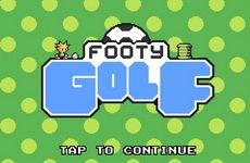 Footy Golf скачать для iPhone, iPad и iPod