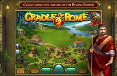Cradle of Rome 2 HD скачать для iPhone, iPad и iPod
