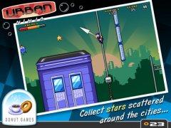 Urban Ninja скачать для iPhone, iPad и iPod