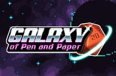 Galaxy of Pen & Paper