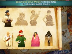 Jaipur: A Card Game of Duels скачать для iPhone, iPad и iPod