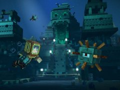 Minecraft: Story Mode - S2 скачать для iPhone, iPad и iPod