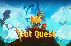 Cat Quest скачать для iPhone, iPad и iPod