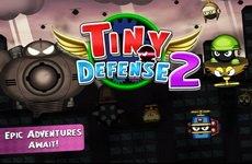 Tiny Defense 2 скачать для iPhone, iPad и iPod