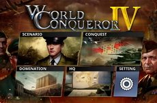 World Conqueror 4 скачать для iPhone, iPad и iPod