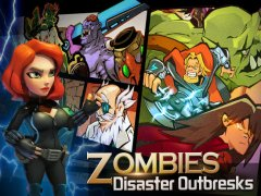 Clash of Zombies 2: Heroes Game