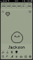 Hatchi - A retro virtual pet