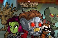 Стражи Галактики: Универсальное оружие
