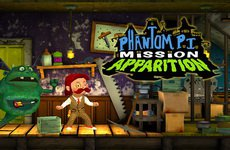 The Phantom PI Mission Apparition