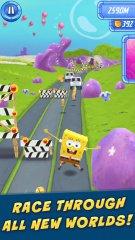 Губка Боб: Большие гонки