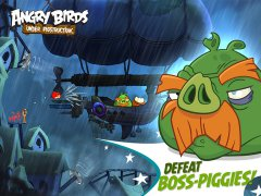 Angry Birds Under Pigstruction