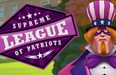 Supreme League of Patriots Episode 1: A Patriot is Born