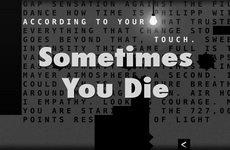 Sometimes You Die