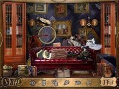 Детектив Холмс: Поиск предметов
