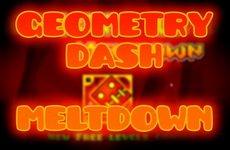 Geometry Dash Meltdown