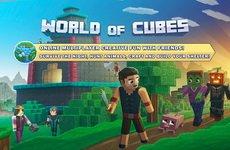 World of Cubes Выживание Крафт