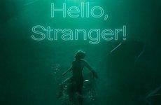 Привет, незнакомец!