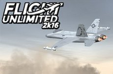Flight Unlimited 2K16 - Flight Simulator