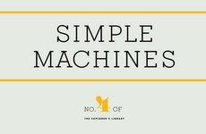 Простейшие механизмы от Tinybop