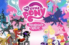 MY LITTLE PONY: Дружба – это чудо