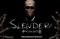 Slender Man Origins 3. Заброшенная Школа