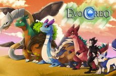 EvoCreo - A Monster Capture RPG