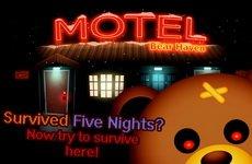 Мотель Медведей - Выжить Пять Ночей Ужаса