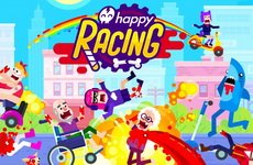 Happy Racing - Top Wheels Game