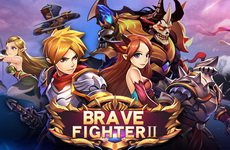 Brave Fighter2: Frontier